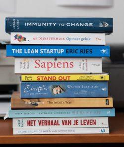 Mijn boeken top-10 over 2018